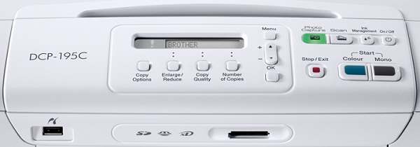 Driver Brother Dcp-195c