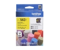 Ink Cartridge BROTHER LC563Y