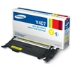 Toner Cartridge SAMSUNG CLT-Y407S