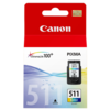 Ink Cartridge CANON CL-511