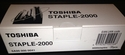 Staple TOSHIBA STAPLE-2000