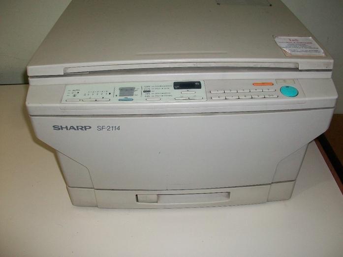 sharp sf-2114 инструкция