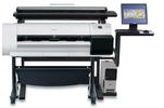MFP CANON imagePROGRAF iPF700 with Colortrac Scanning System