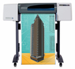 Принтер HP Designjet 500 Plus 24-in Roll Printer