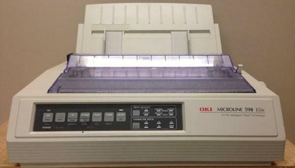Oki Microline 280 Elite Printer Driver