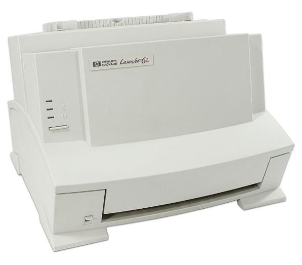 Принтер laser jet 6l инструкция