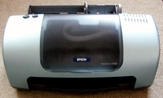 Printer EPSON Stylus C40S