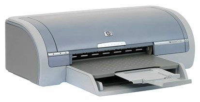 HP Deskjet Color Inkjet Printer