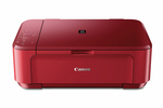 MFP CANON PIXMA MG3520 Red Wireless