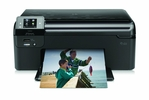 МФУ HP Photosmart Wireless e-All-in-One Printer B110d