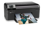 МФУ HP Photosmart Wireless e-All-in-One Printer B110a