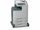 МФУ HP Color LaserJet CM4730 MFP