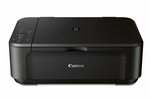 MFP CANON PIXMA MG3520 Black Wireless