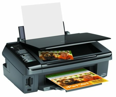 epson stylus cx7450 all-in-one printer – ink mfp – cartridges
