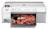 Printer HP Photosmart D5345