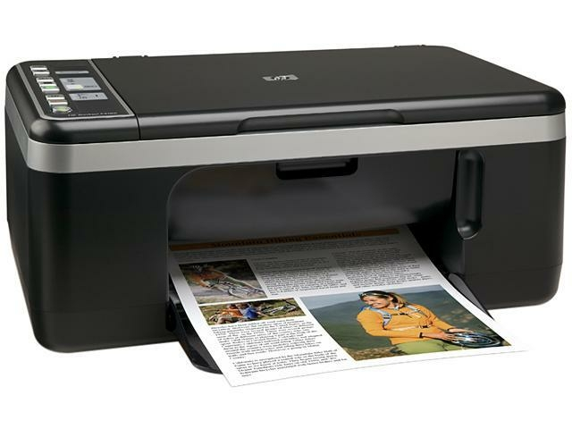 Hp printer drivers f4100