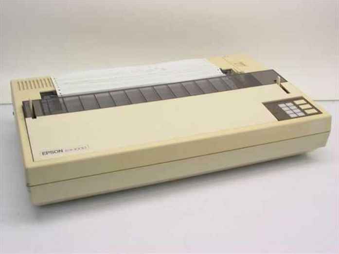 epson ex-1000 – matrix printer – cartridges – orgprint