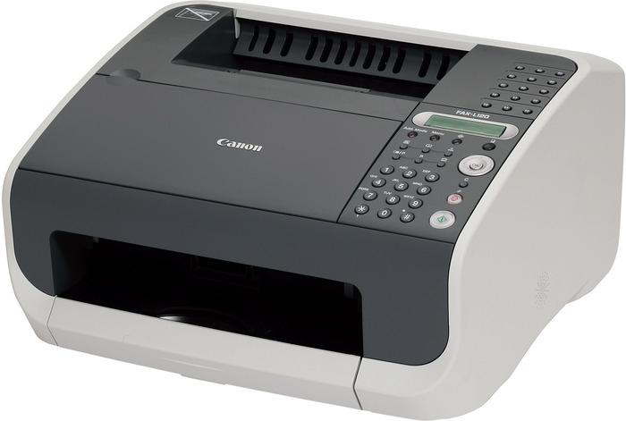 Canon Fax-l120 Printer Driver