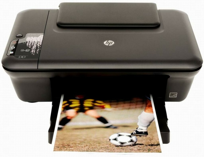 how to use hp deskjet 2050