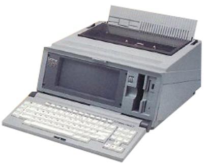 word processor machine