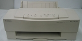 Printer CANON BJC-600e