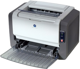 Konica minolta pagepro 1350w laser printer